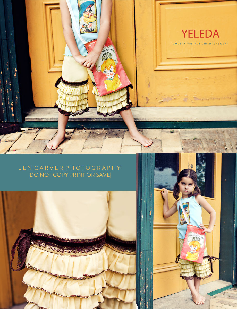 YELEDA2B Commercial Photographer | Yeleda vintage Modern Childrens wear
