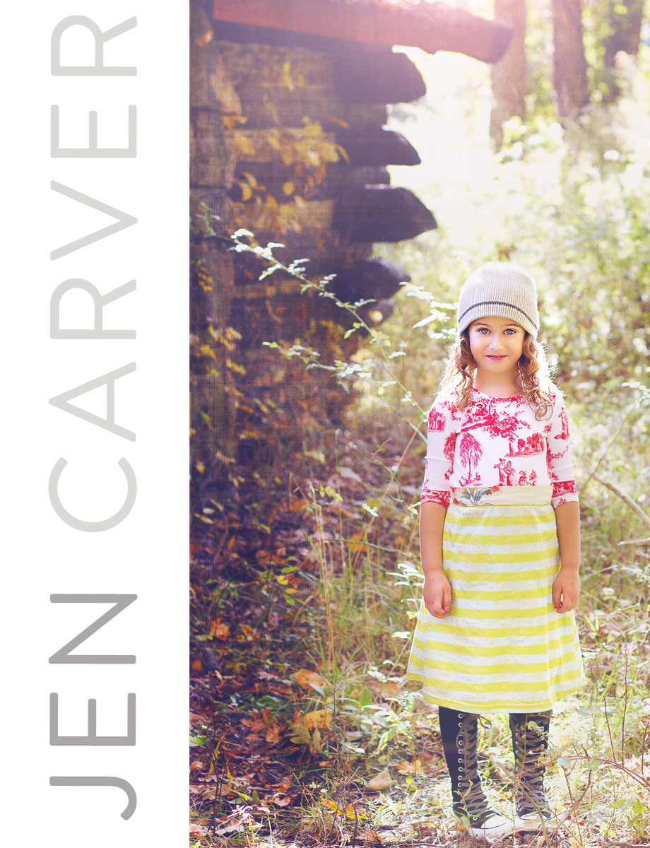 measure10 Commercial Child Photographer. The Measure Designs Holiday Collection