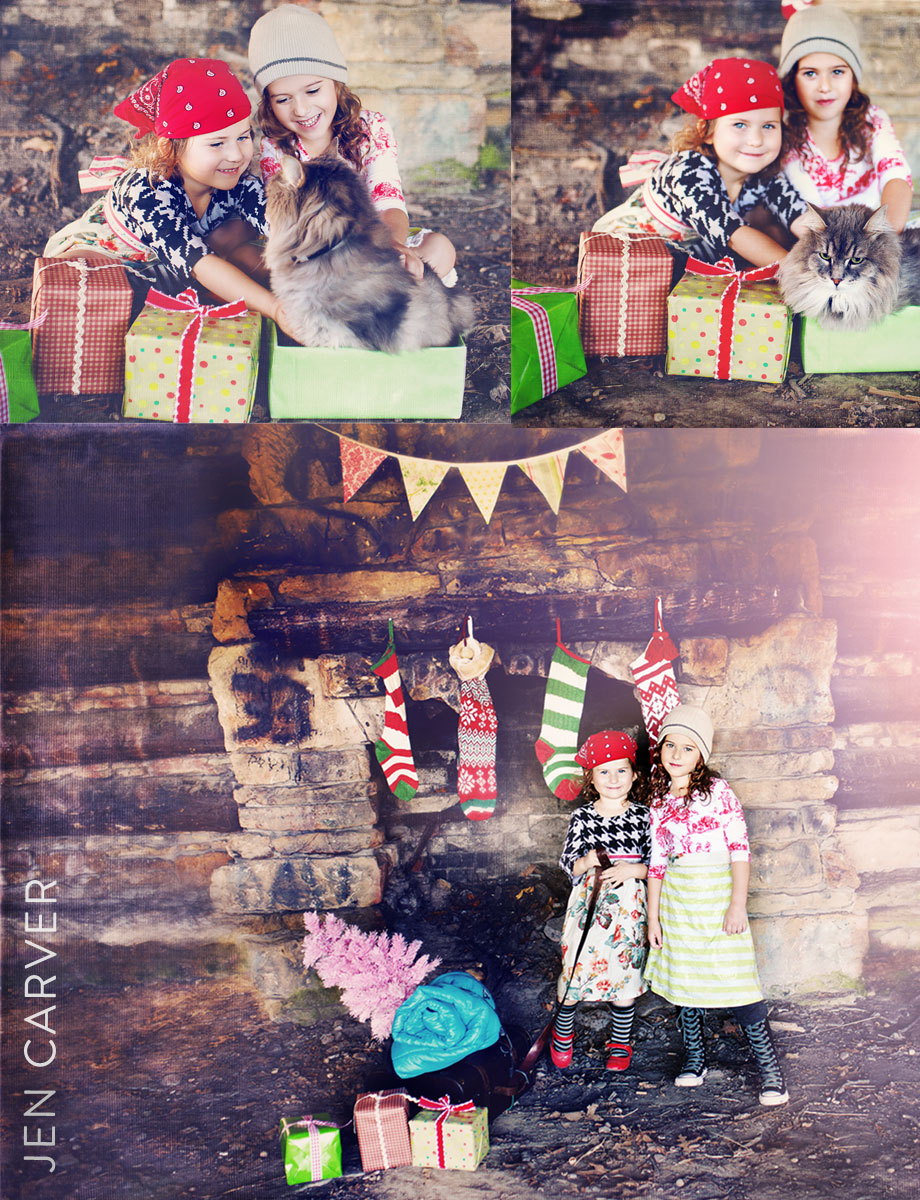 measure2 Commercial Child Photographer. The Measure Designs Holiday Collection