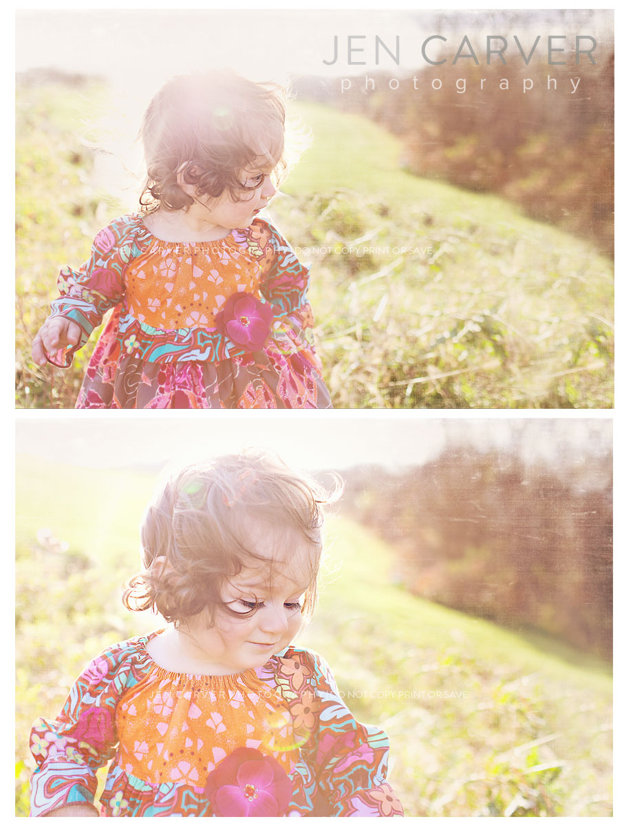 AMEREDES2 3 Little Miss Sunshine | Pittsburgh Child Photographer
