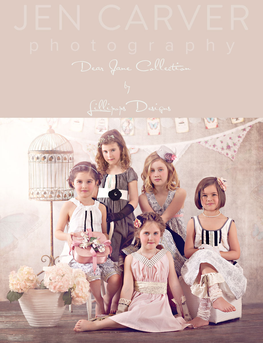 dearjane1 Commercial Pittsburgh Child Photographer | Lillipops Designs